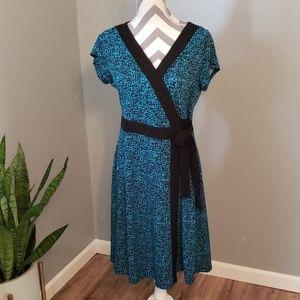 Dana Buchman Wrap Dress